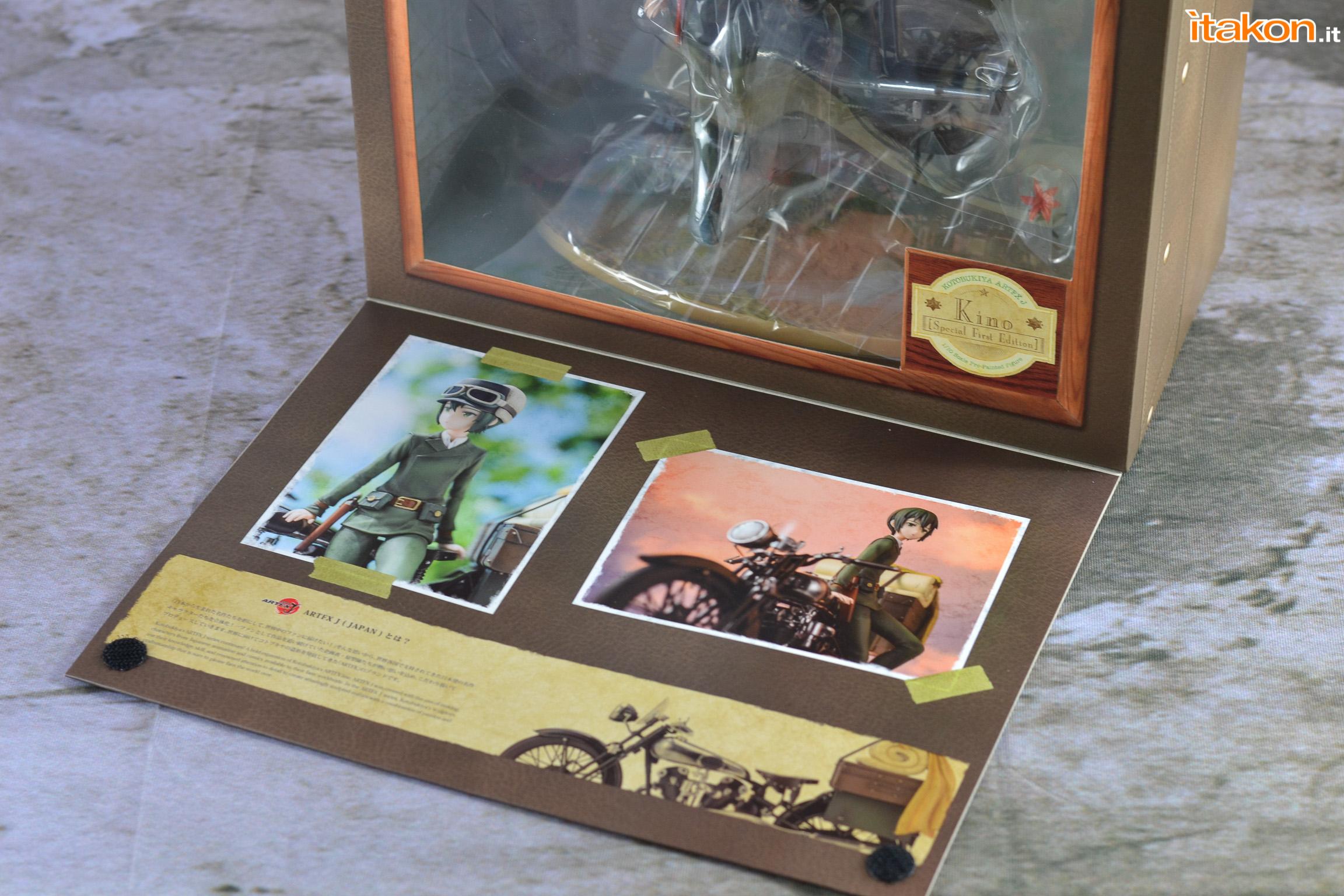 Link a Kino no Tabi – Kotobukiya -3