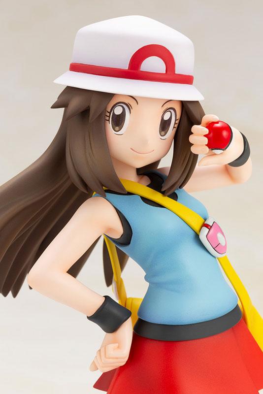 Link a Pokémon Leaf with Squirtle ARTFX J Kotobukiya Itakon.it 08