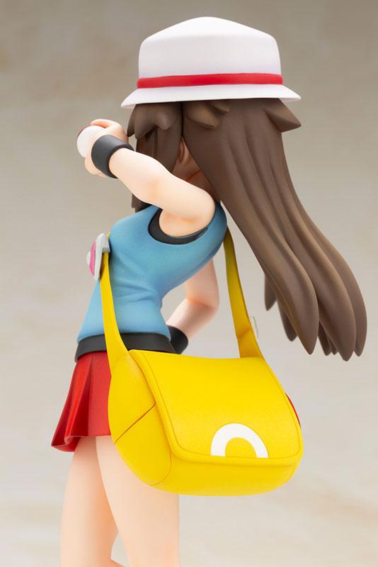 Link a Pokémon Leaf with Squirtle ARTFX J Kotobukiya Itakon.it 10