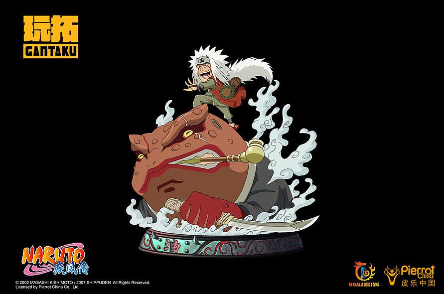 Link a jiraya gamakichi – chibi – 1