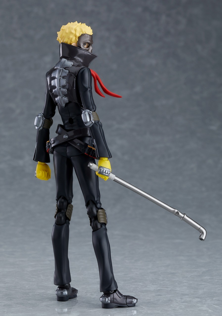 Link a ryuuji sakamoto – persona 5 – figma – 3