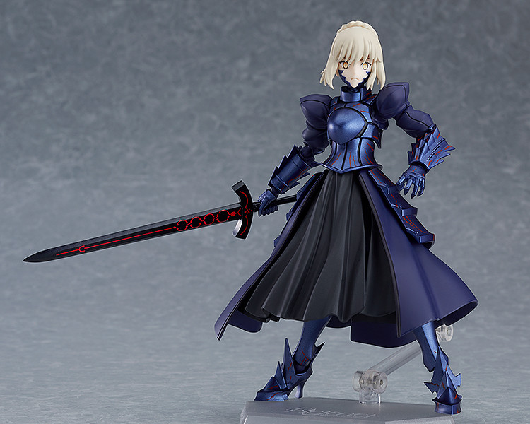 Link a saber alter – fate stay night – 2