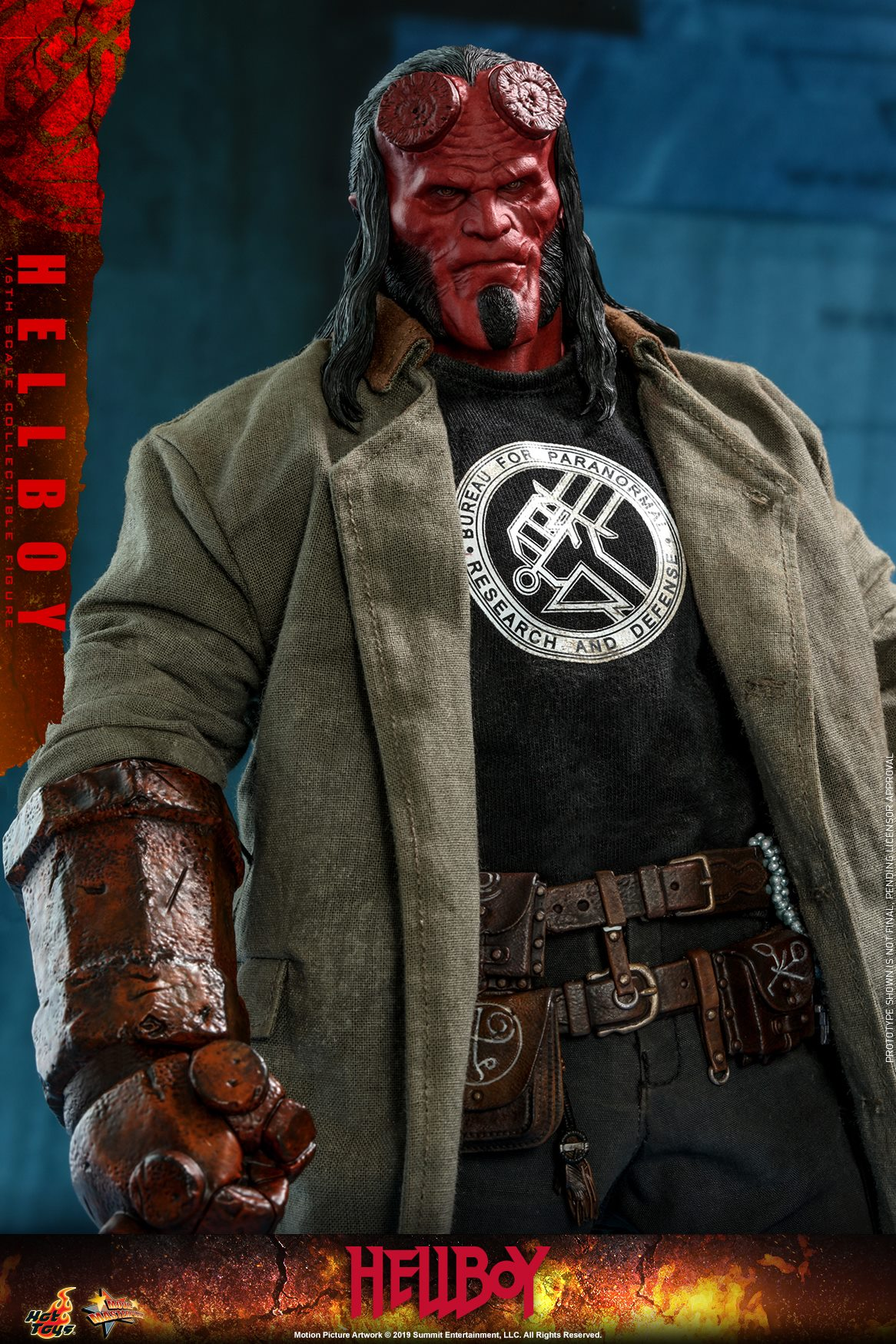 Link a Hellboy-2019-Hot-Toys-005
