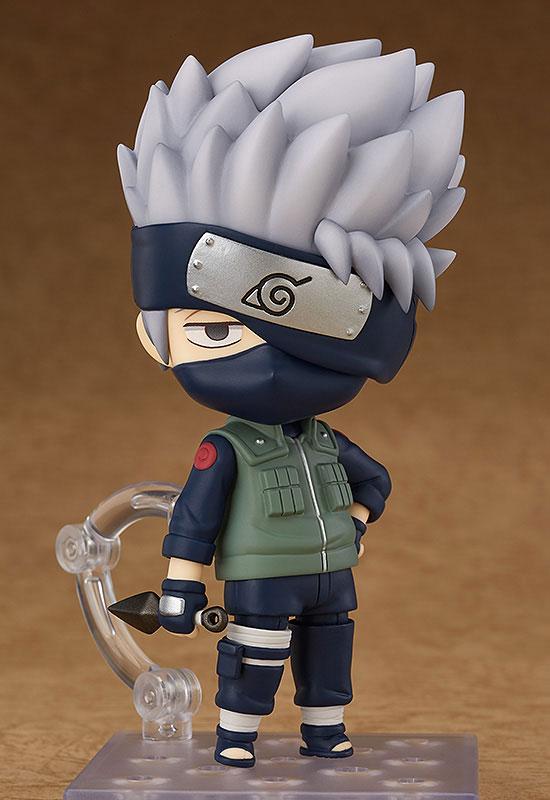 Link a Naruto Shippuden Kakashi Hatake Nendoroid Good Smile Company Itakon.it 1