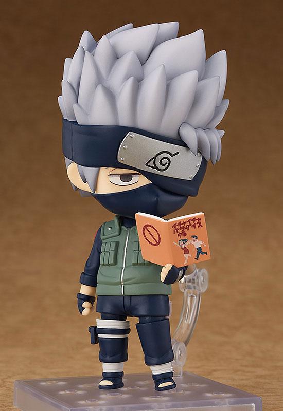 Link a Naruto Shippuden Kakashi Hatake Nendoroid Good Smile Company Itakon.it 2