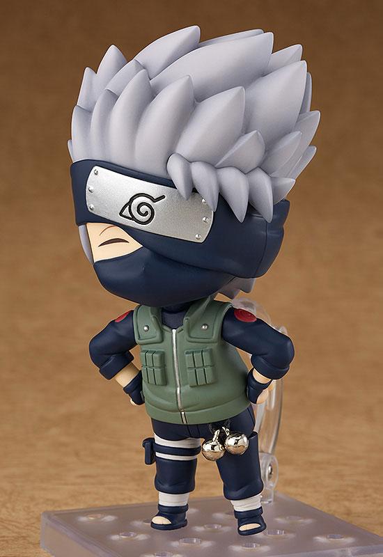 Link a Naruto Shippuden Kakashi Hatake Nendoroid Good Smile Company Itakon.it 4