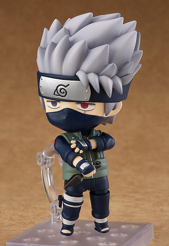 Link a Naruto Shippuden Kakashi Hatake Nendoroid Good Smile Company Itakon.it 6