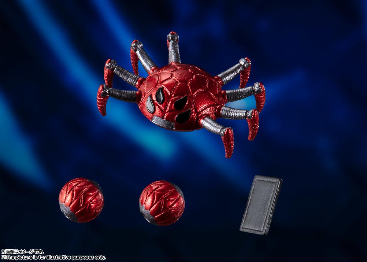 Link a spiderman – figuarts – advanced suit – pre – 14