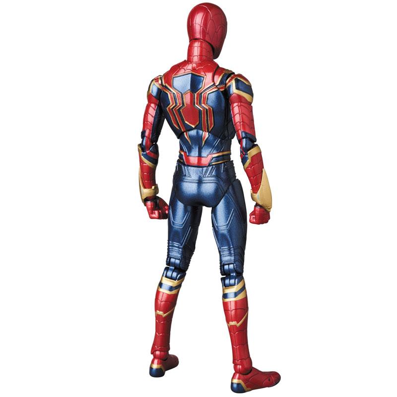 Link a Avengers Infinity War Iron Spider MAFEX Medicom Toy Itakon.it 03