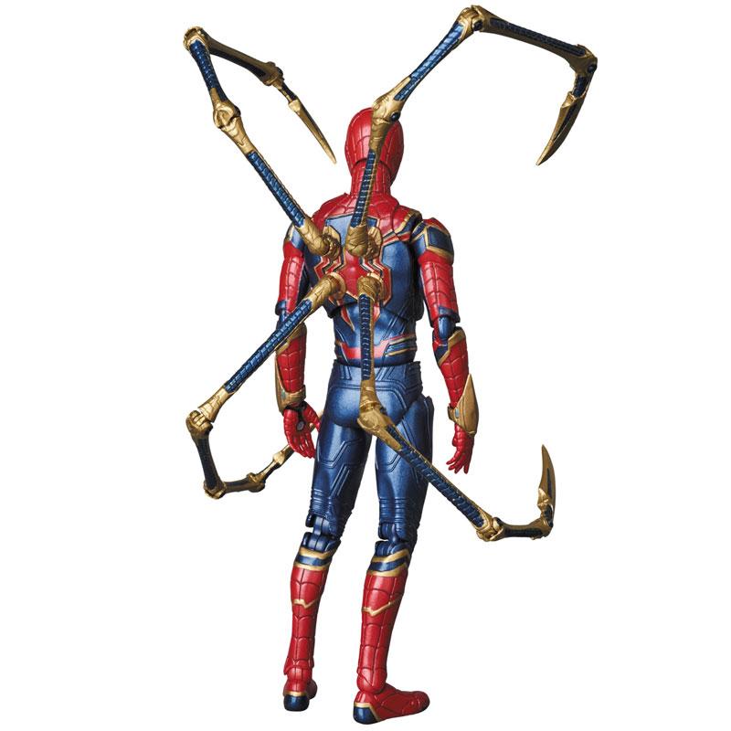 Link a Avengers Infinity War Iron Spider MAFEX Medicom Toy Itakon.it 05
