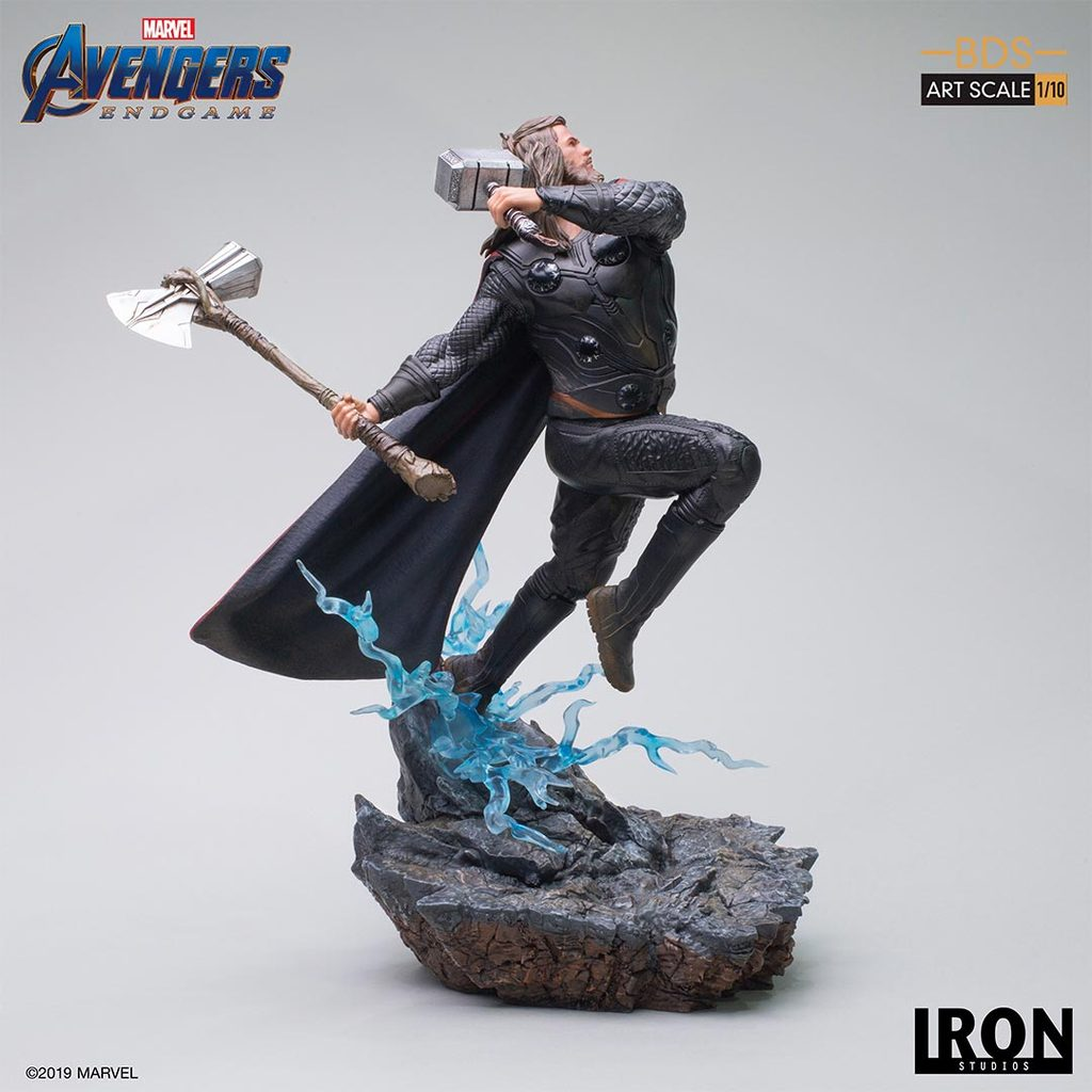 Link a Endgame-Thor-BDS-Statue-006