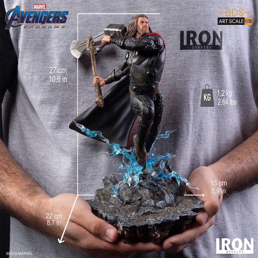 Link a Endgame-Thor-BDS-Statue-015