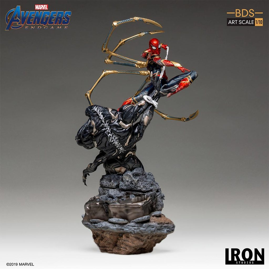 Link a Iron-Spider-BDS-Statue-007