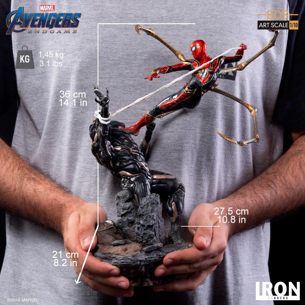 Link a Iron-Spider-BDS-Statue-020