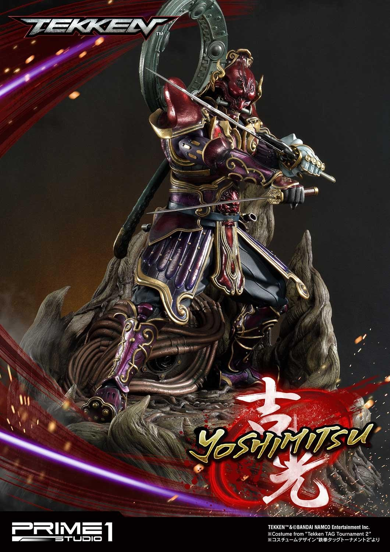 Link a Prime-1-Tekken-Yoshimitsu-009