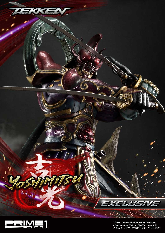 Link a Prime-1-Tekken-Yoshimitsu-011