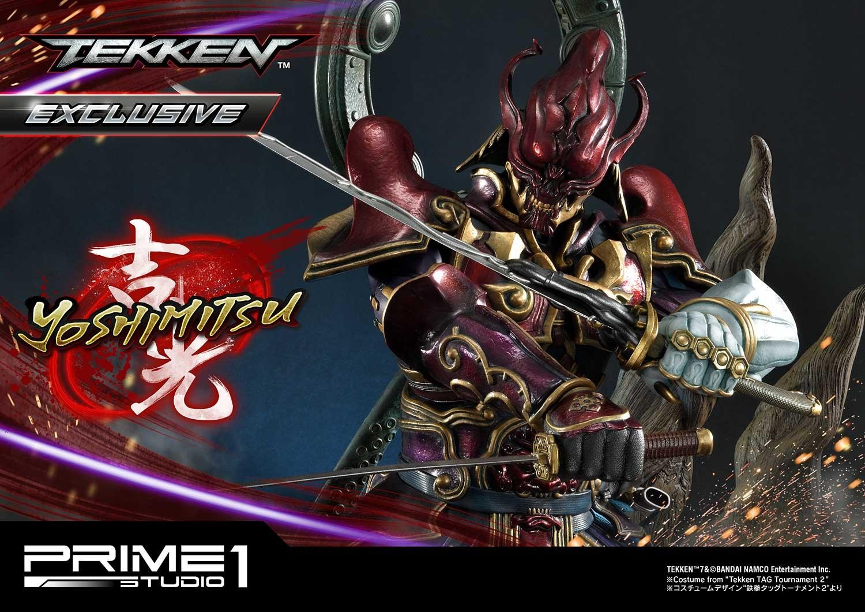 Link a Prime-1-Tekken-Yoshimitsu-016