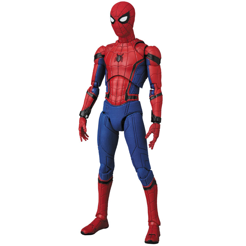 Link a Spider-Man Homecoming Spider-Man MAFEX Medicom Toy Itakon.it 03