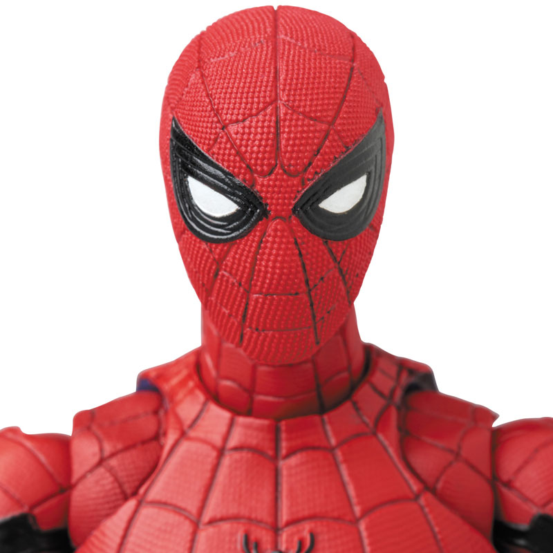 Link a Spider-Man Homecoming Spider-Man MAFEX Medicom Toy Itakon.it 06