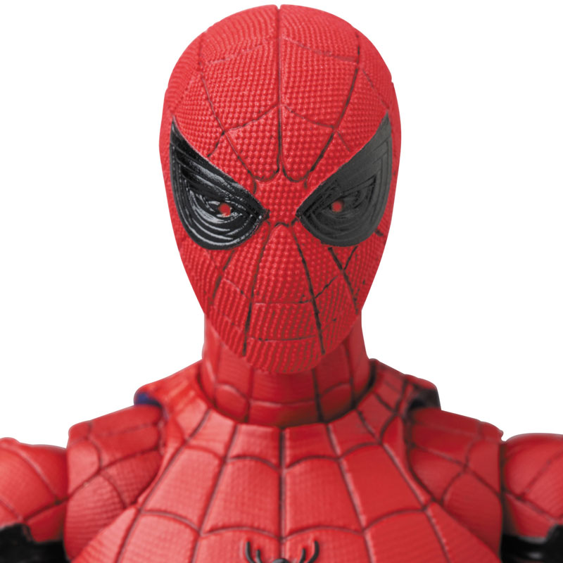 Link a Spider-Man Homecoming Spider-Man MAFEX Medicom Toy Itakon.it 07