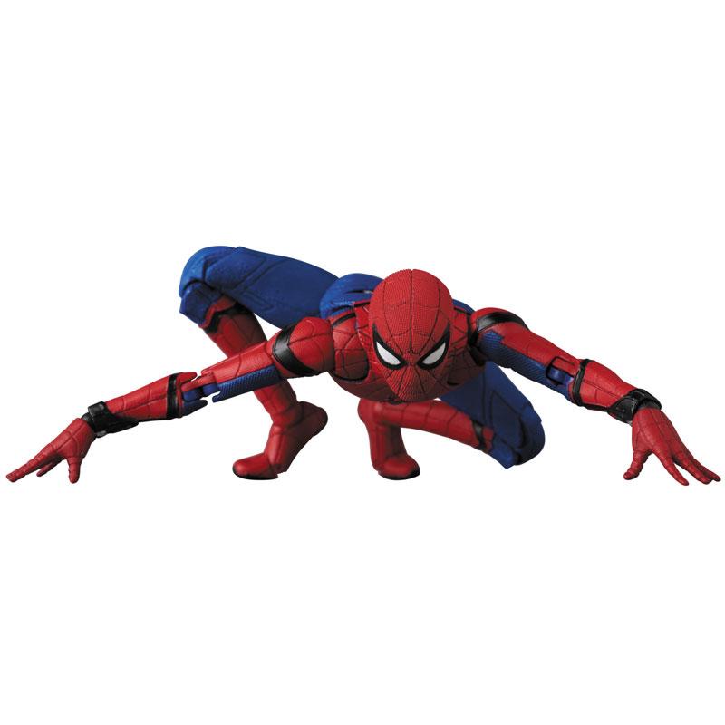 Link a Spider-Man Homecoming Spider-Man MAFEX Medicom Toy Itakon.it 09