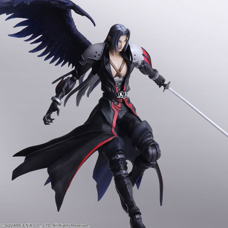 Link a Final Fantasy VII Sephiroth Itakofocus Itakon.it 7