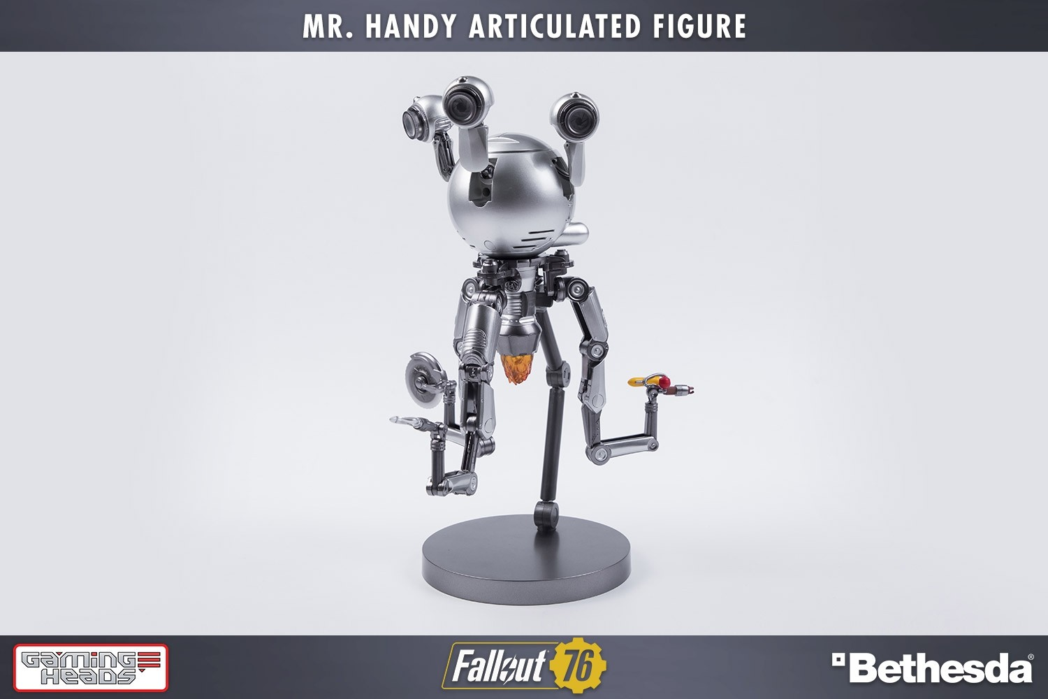 Link a Mr Handy – gaming heads – 11