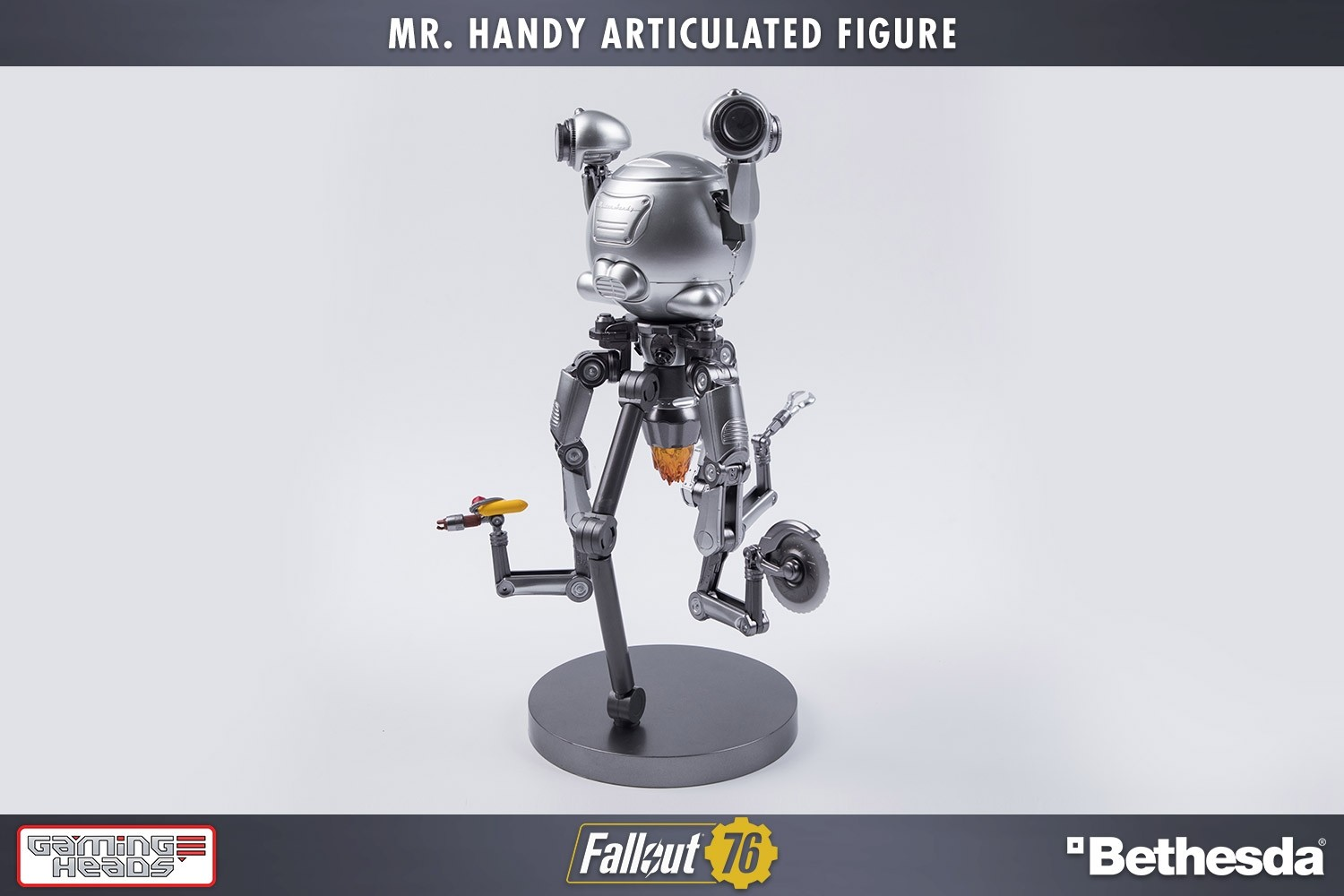 Link a Mr Handy – gaming heads – 14