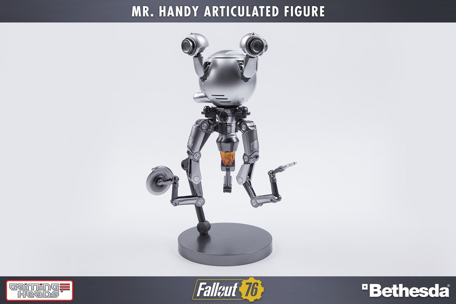 Link a Mr Handy – gaming heads – 16