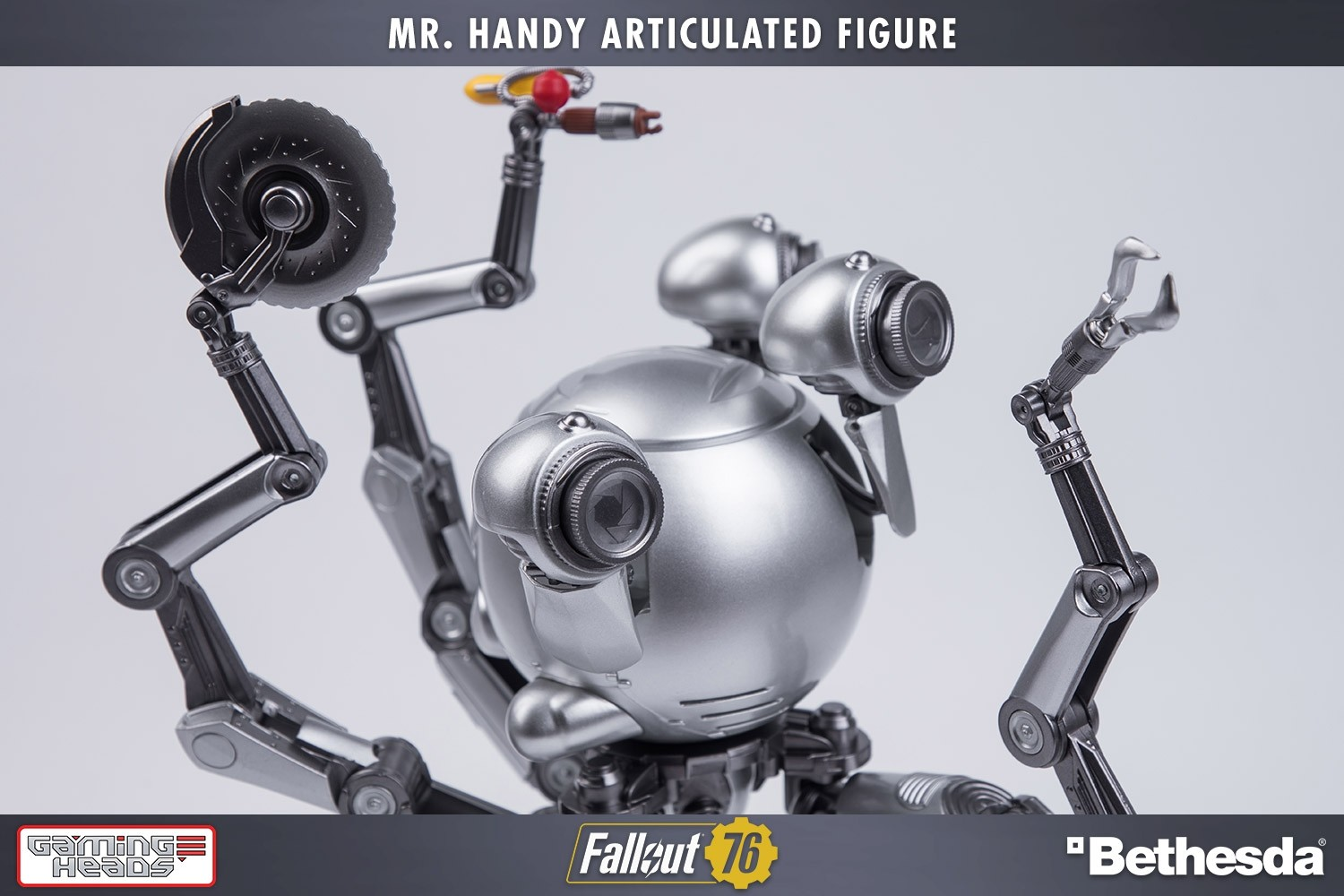 Link a Mr Handy – gaming heads – 17