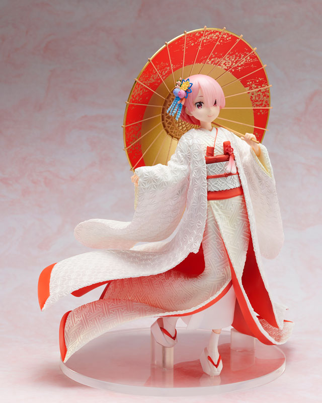 Link a Re ZERO Starting Life in Another World Ram White Kimono FuRyu Itakon.it 150