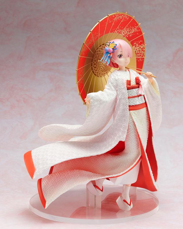 Link a Re ZERO Starting Life in Another World Ram White Kimono FuRyu Itakon.it 151