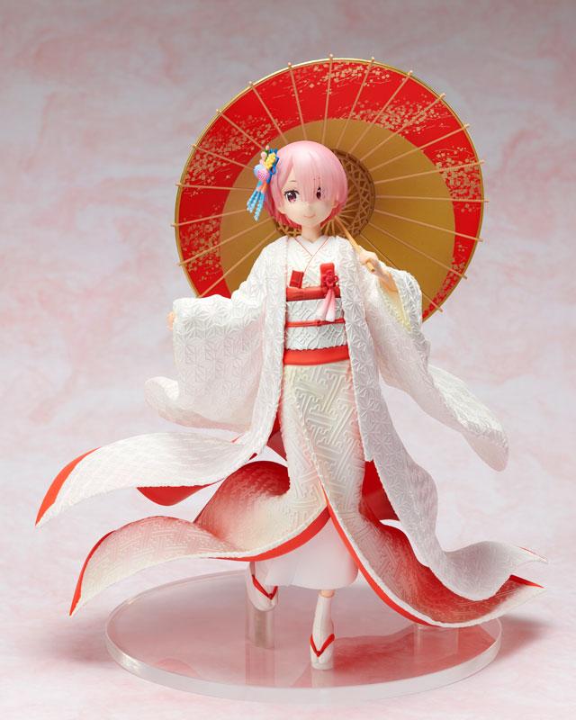 Link a Re ZERO Starting Life in Another World Ram White Kimono FuRyu Itakon.it 152
