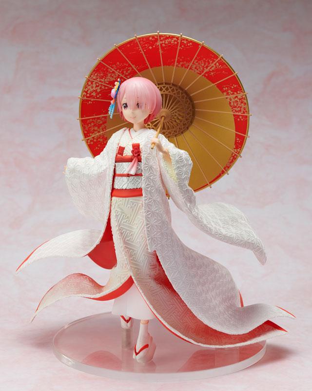 Link a Re ZERO Starting Life in Another World Ram White Kimono FuRyu Itakon.it 153