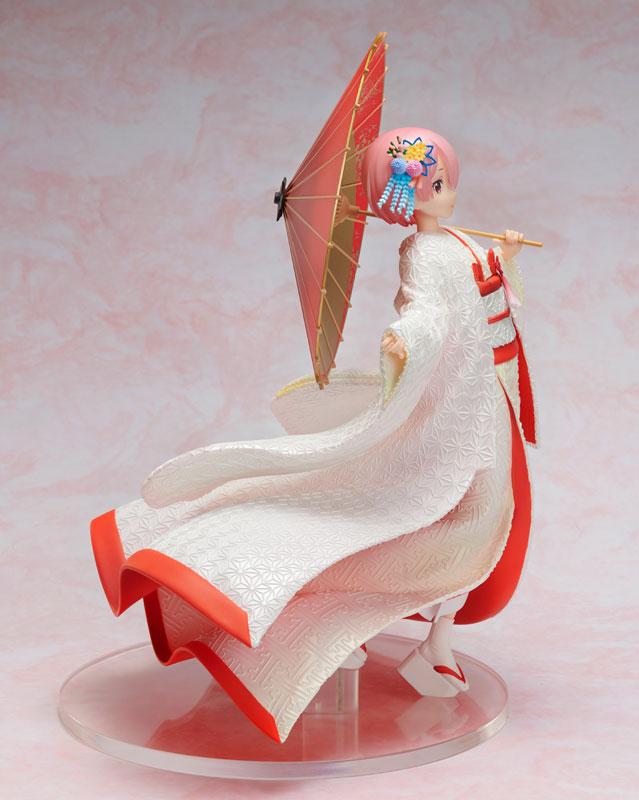 Link a Re ZERO Starting Life in Another World Ram White Kimono FuRyu Itakon.it 154