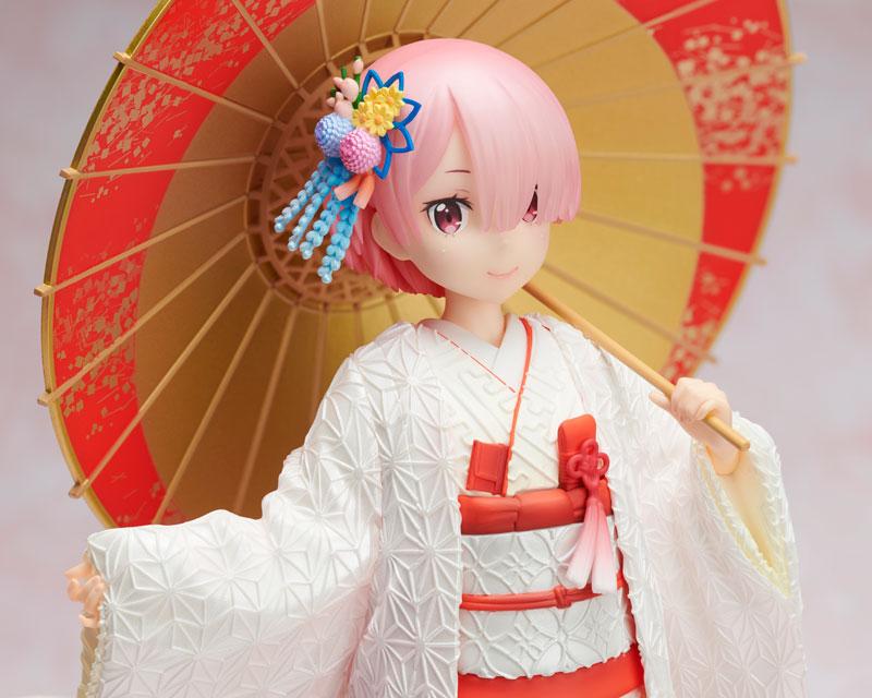 Link a Re ZERO Starting Life in Another World Ram White Kimono FuRyu Itakon.it 155