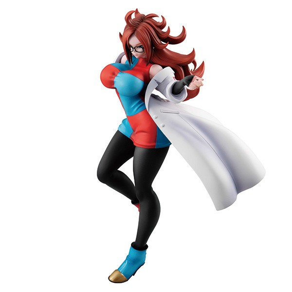 Link a android 21 – megahouse – 9