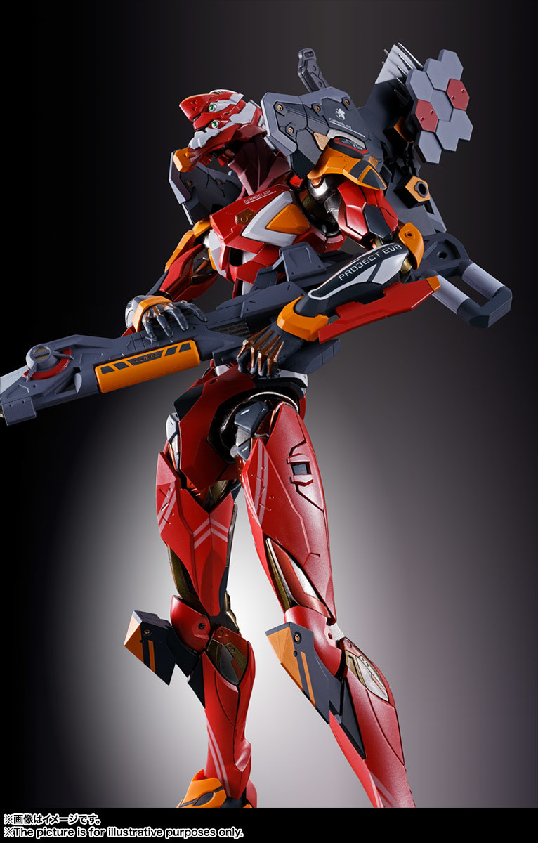 Link a eva-02 – metal build – bandai – 3