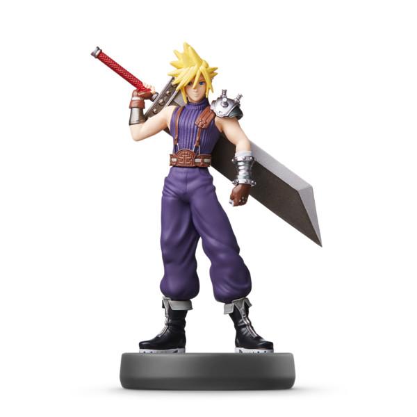 Link a Cloud Strife Final Fantasy VII Itakofocus figure Itakon.it 04