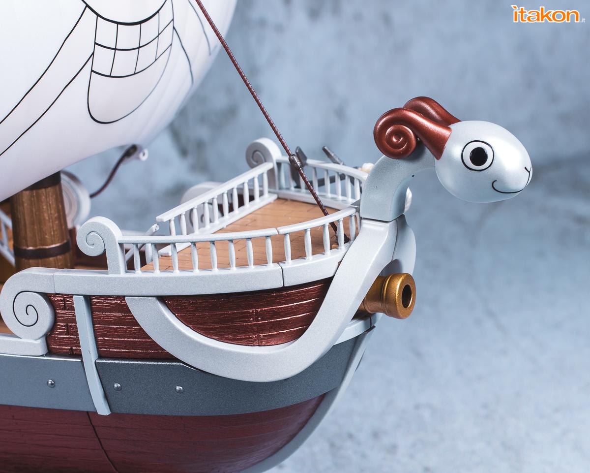 Going merry Bandai one piece review itakon-40 - itakon.it