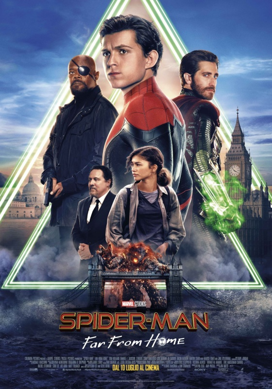 Link a spidermanffh-poster