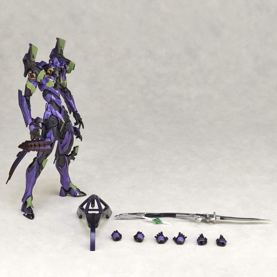 Link a EVA 01 sword exb – kaiyodo – 8