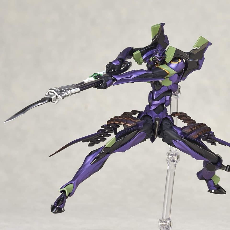 Link a EVA 01 sword exb – kaiyodo – 9