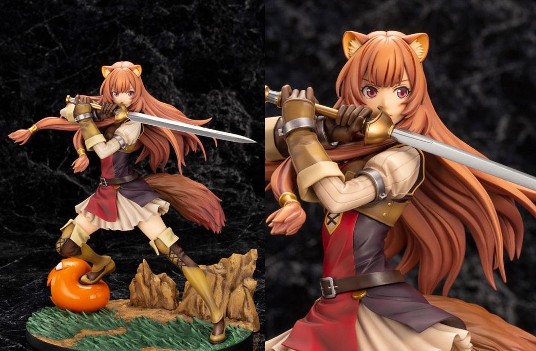 Link a The Rising of the Shield Hero Raphtalia Kotobukiya Itakon.it 03