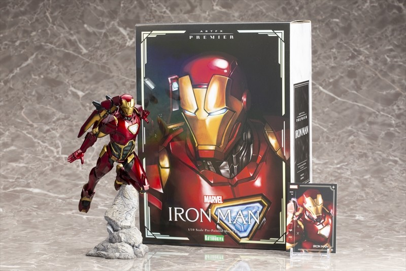 Link a iron man – artfx premier – pronto all uscita – 1