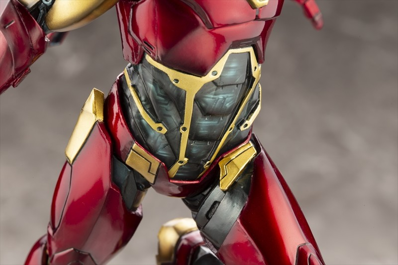 Link a iron man – artfx premier – pronto all uscita – 10