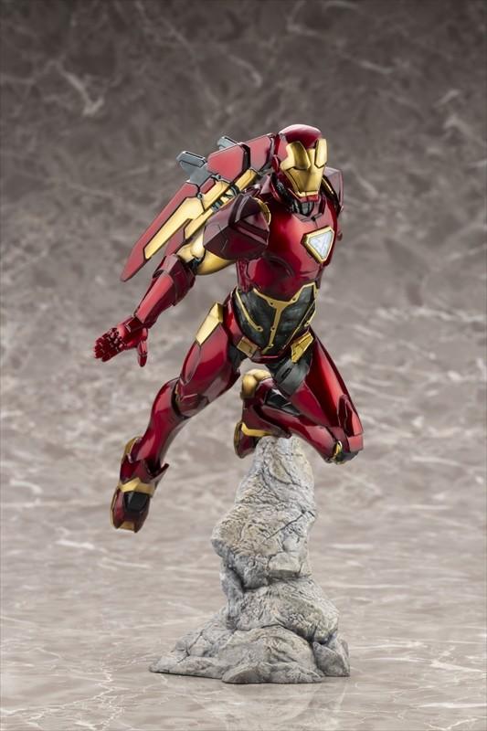 Link a iron man – artfx premier – pronto all uscita – 2
