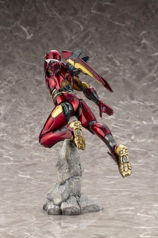 Link a iron man – artfx premier – pronto all uscita – 6