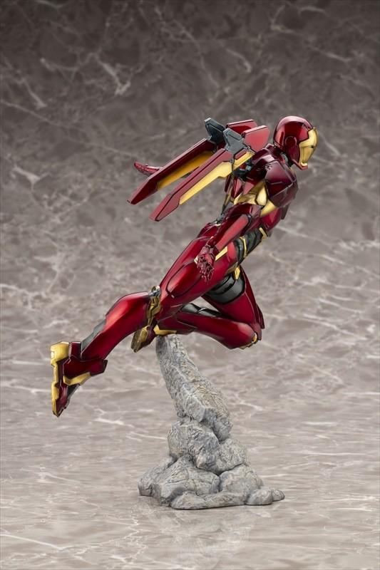 Link a iron man – artfx premier – pronto all uscita – 9