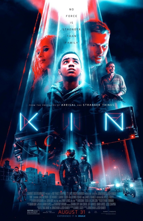 Link a kin-poster